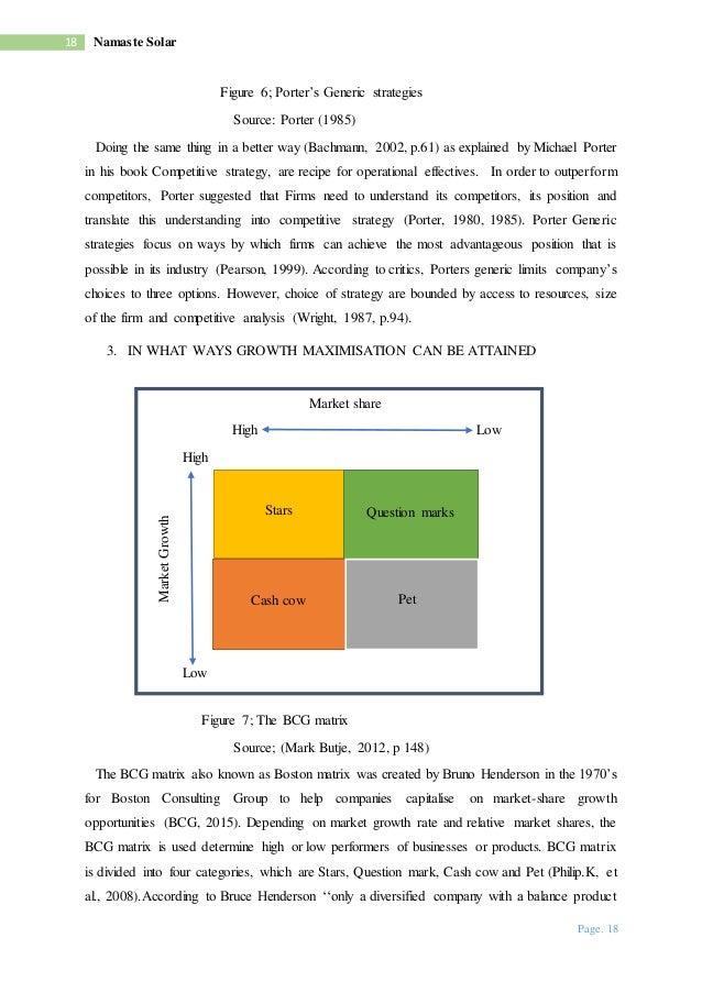 namaste solar case study Namaste solar case study solution, namaste solar case study analysis, subjects covered acquisitions small & medium-sized enterprises by anne t lawrence, anthony i mathews source: richard ivey school of business foundation 1.