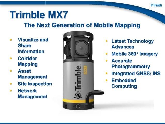 Trimble mx7