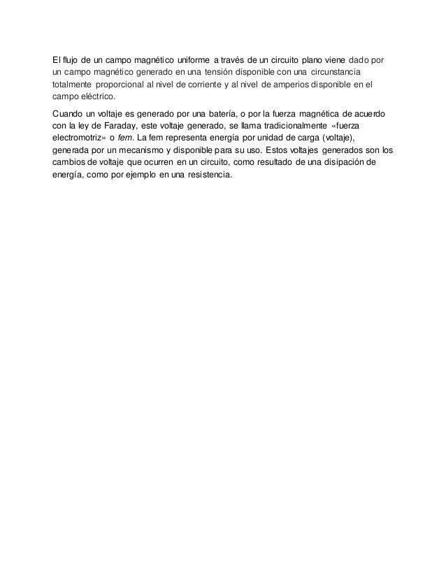 Ley de Faraday Slide 2