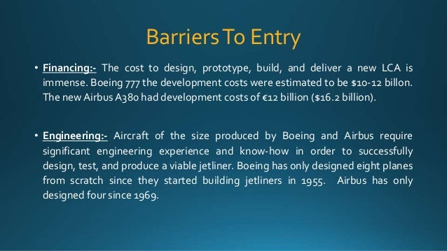 porter s five forces on airbus and boeing Porter's 5 forces analysis on air asia  of the models and replace with airbus if air asia is to switch to boeing  com/business/porter-five-forces.