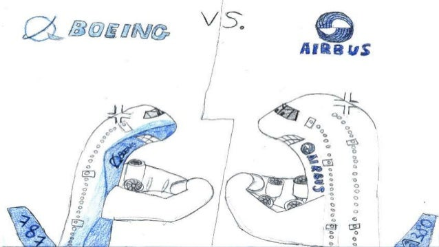 boeing vs airbus Boeing / airbus in recent years, airbus has put itself at the top of the aircraft-building world with the a380, the whale of a plane that is the largest passenger jet in the world.