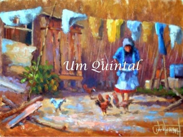 Um Quintal by Verinh@