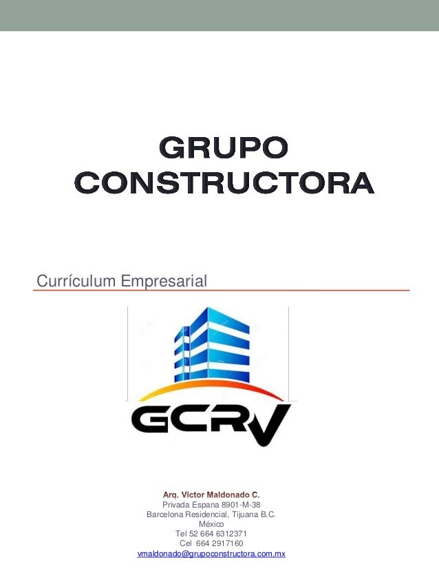 grupo constructora