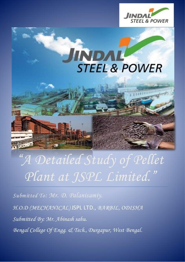 JSPL Project