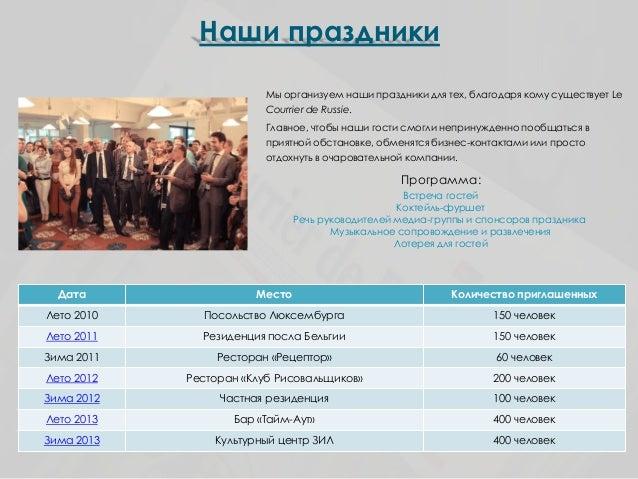 Sponsoring LCDR - Fete d'ete 2014 - RU Slide 3