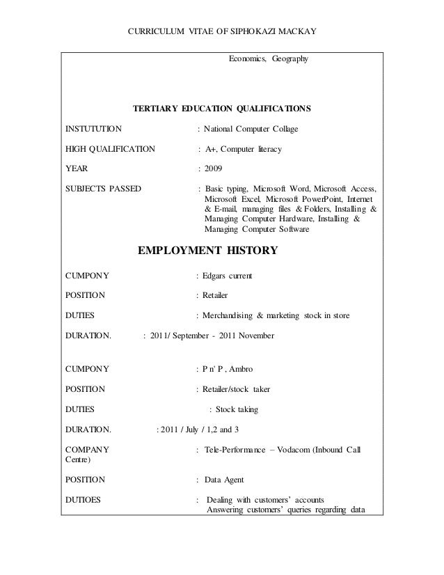 amazing how to write computer literacy in resume photos simple - Computer Literate Cv