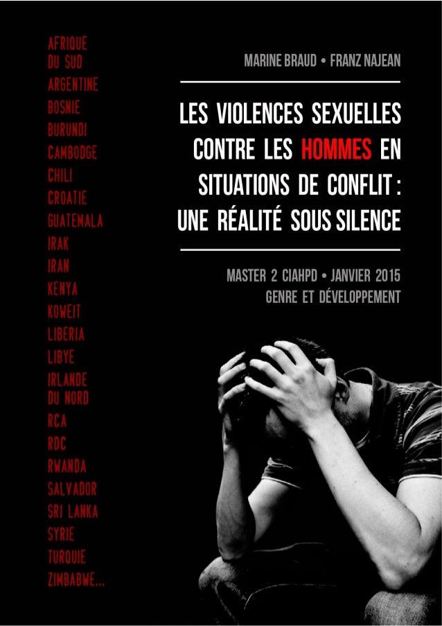 MARINE BRAUD & FRANZ NAJEAN Université Paris 1 - Panthéon-Sorbonne Département de science politique Master 2 professionnel...