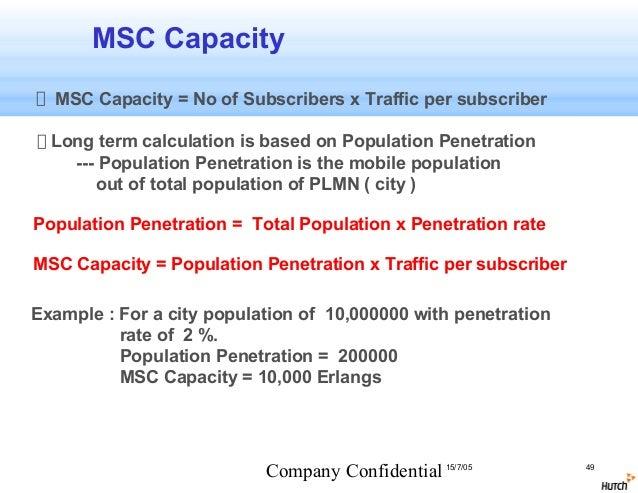 Mobile penetration formula — 8
