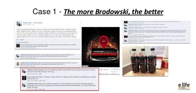 6 cases brazilian social media elife Slide 3