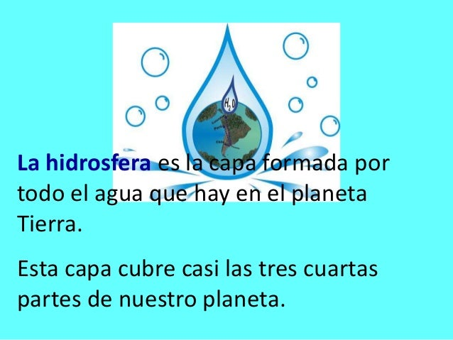 6º Cm 09 La Hidrosfera