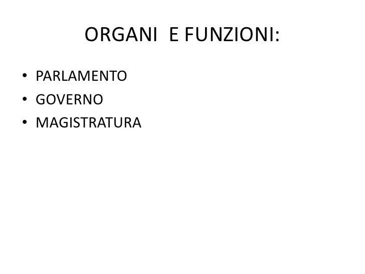 Lo stato italiano e i suoi organi for I suoi e i suoi bagni