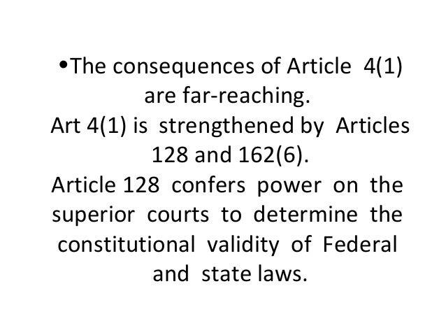 Constitution means me essay