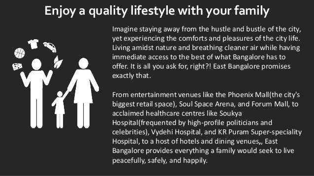 Enjoy a quality lifestyle with your family Imagine staying away from the hustle and bustle of the city, yet experiencing t...