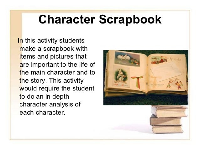how to create book report