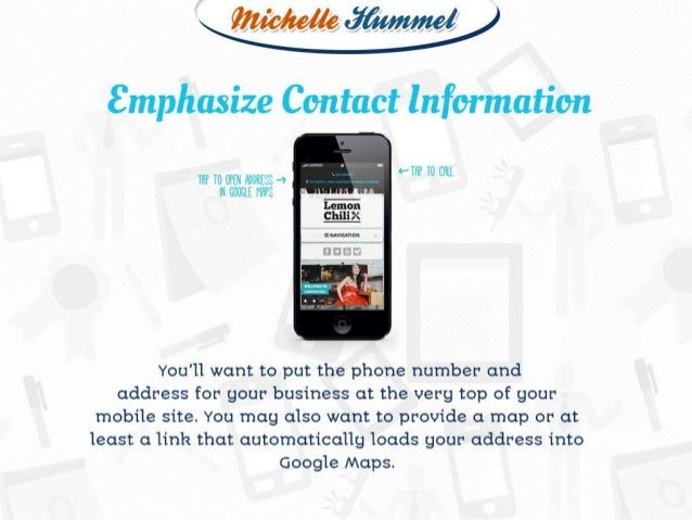 6 Critical Tips for Designing a Mobile Friendly Website