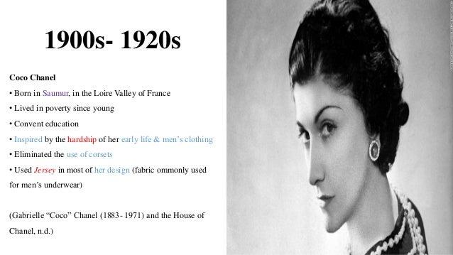 Biography of fashion designers 51