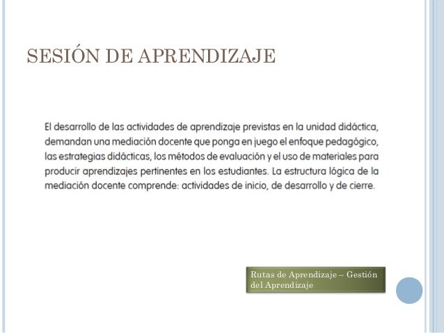 APRENDIZAJESFUNDAMENTALES Propuesta para el Debate MED 2012