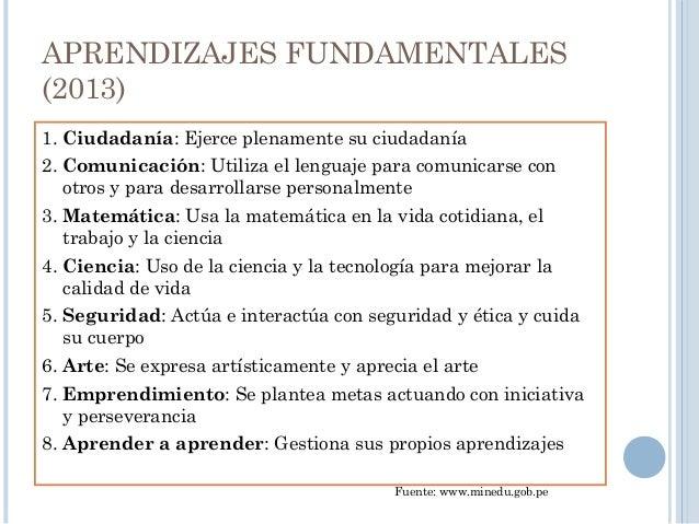 CARACTERÍSTICAS DEL CURRÍCULO Med 2012