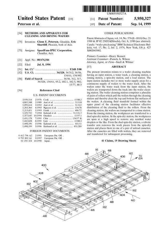 US Patent 5950327