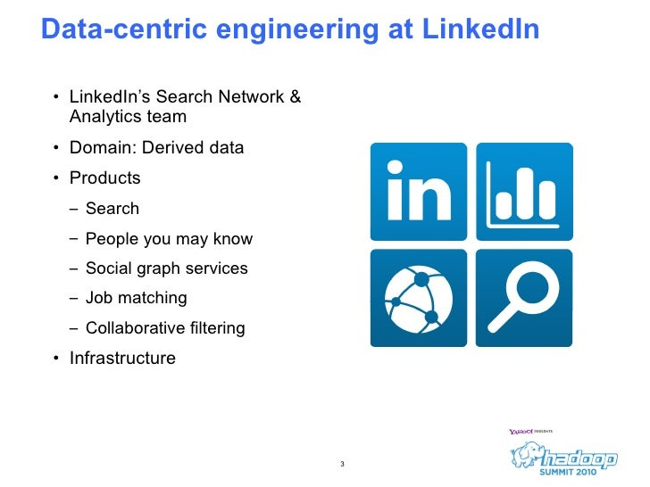 Data Applications and Infrastructure at LinkedIn__HadoopSummit2010 Slide 3