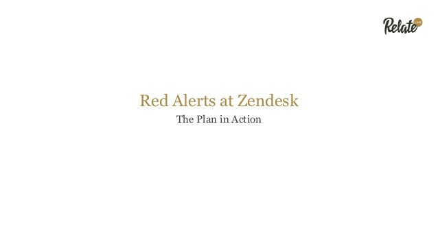 Metrics Red Alert Impact Report (Insights) • Number of Red Alerts • Number of attached Incidents • Total Support Handle Ti...