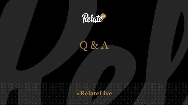 Keeping it cool in a crisis (Relate Live London)
