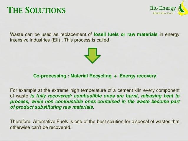 Company Profile Bioenergy Alternativefuels