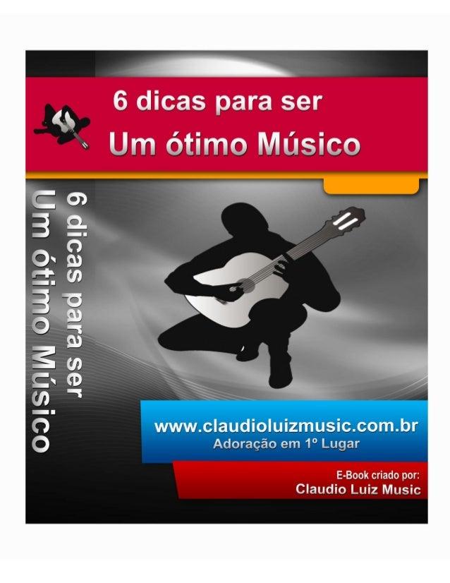 1___________________________________                         E-Book criado por:   Claudio Luiz Music                   © w...