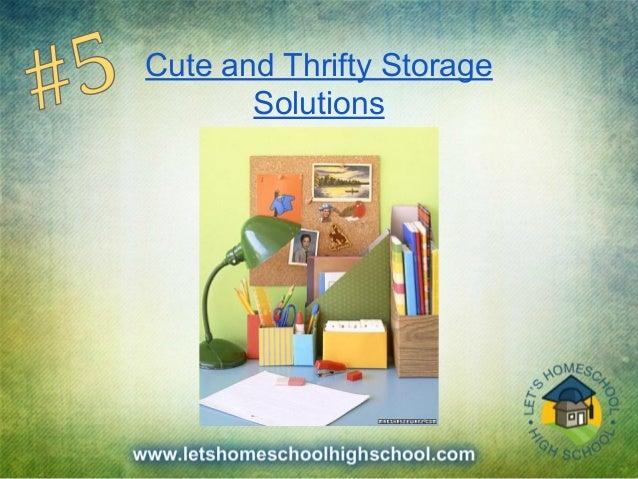 6 Diy Back To School Supplies For High School Homeschool