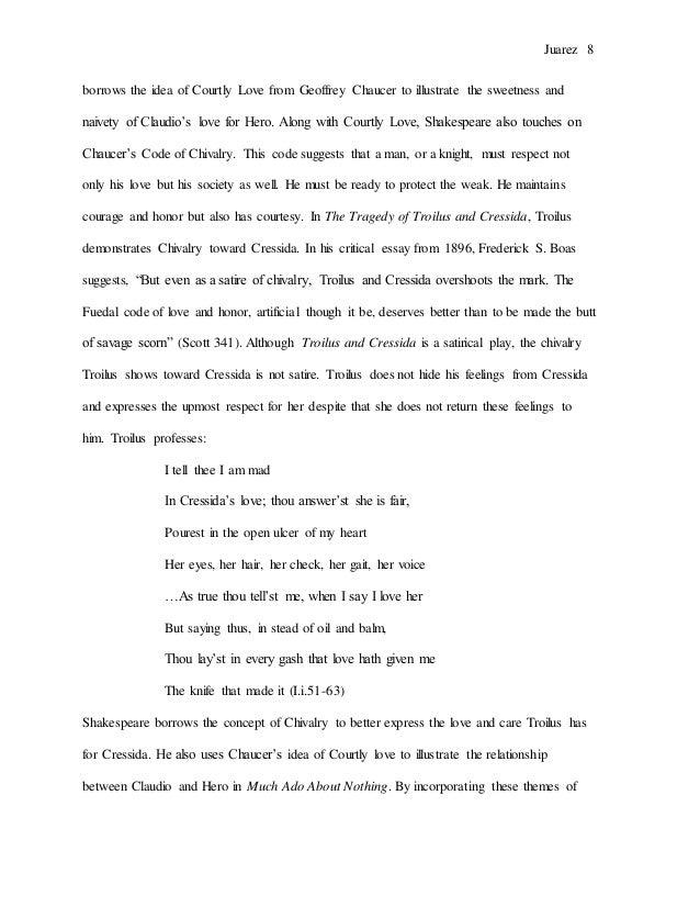 Troilus and Cressida (Vol. 83) - Essay