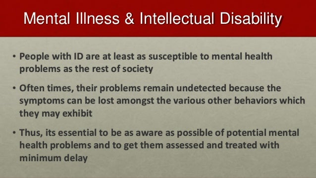 introduction to intellectual disability id Intellectual disability an introduction  terminology of intellectual disability in  1955, aamr  intellectual disability: how to find identification.