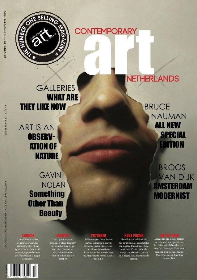 art CONTEMPORARY Netherlands Lorem ipsum dolor sit amet, consectetur adipiscing elit. Etiam ipsum risus, rhoncus id sem ve...