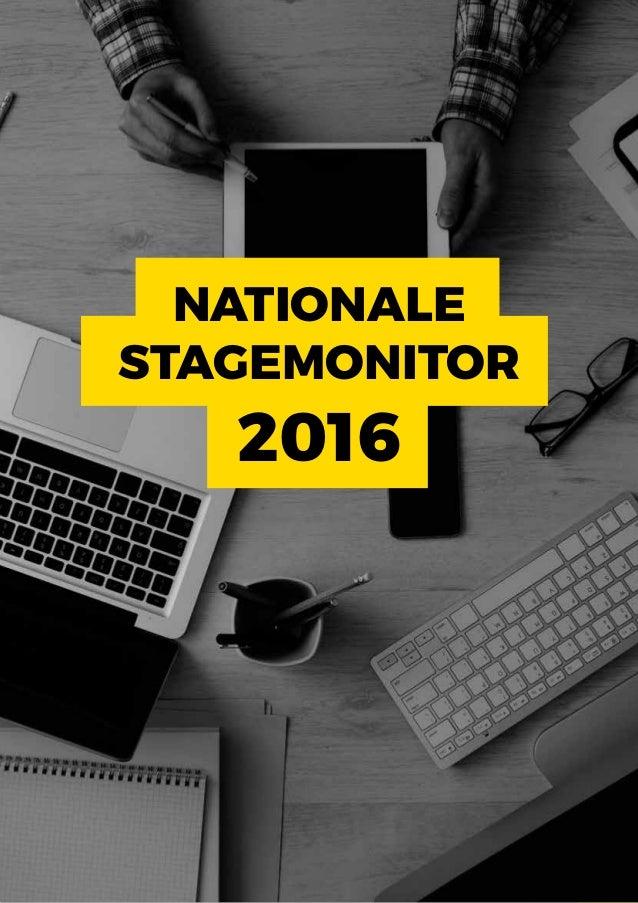 1 NATIONALE STAGEMONITOR 2016