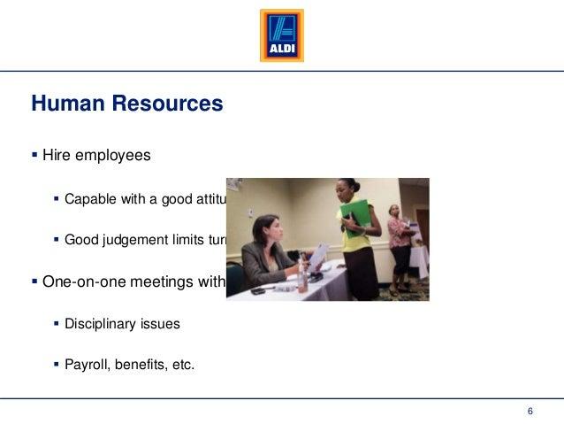 aldi presentation final rh slideshare net Aldi Employee Handbook aldi employee rules