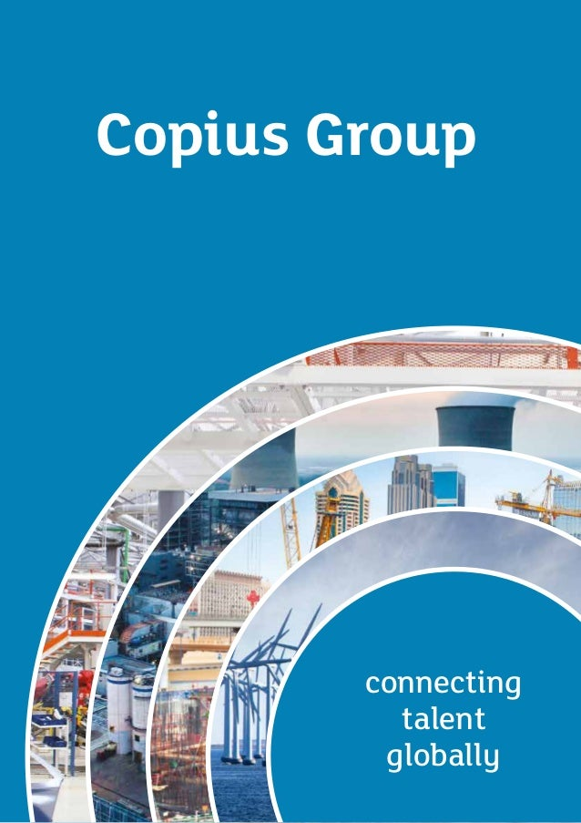 Copius Group brochure