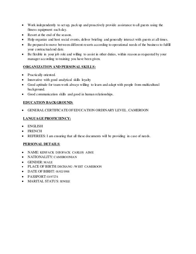 cv fitness | Fitness and Workout