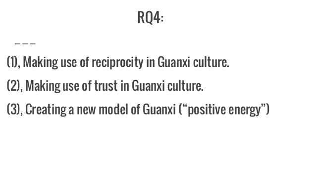 The mystery of China's 'guanxi'