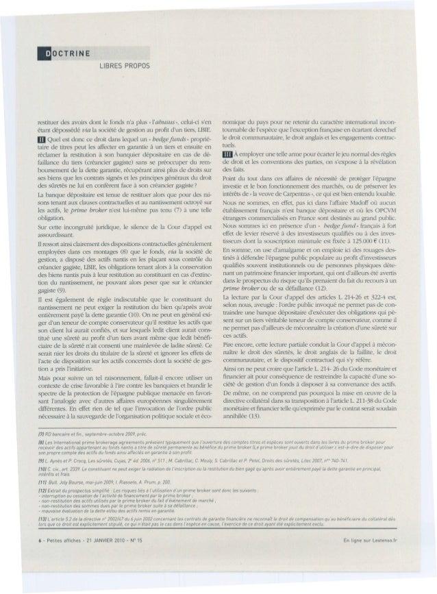 Gestion Alternative -  L'Exception Française Slide 2