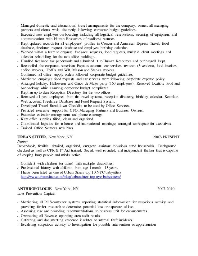 amanda skinner resume