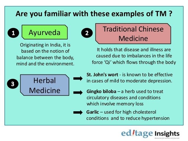 traditional medicine 2 essay In fact, the number of patients who have used traditional medicine to cure their  health is increasing this essay will examine some of the arguments for and  against alternative  we'll occasionally send you account related and promo  emails.