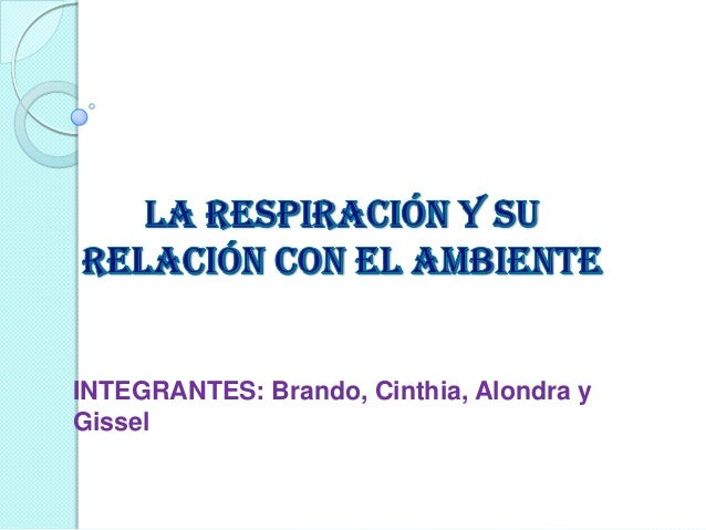 INTEGRANTES: Brando, Cinthia, Alondra yGissel