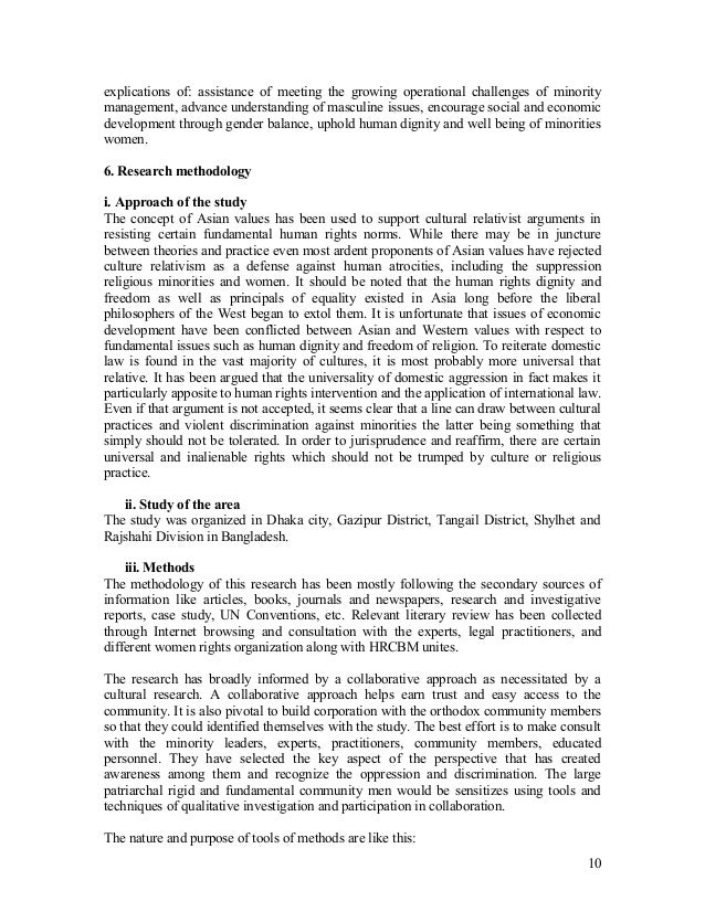 explications of: assistance of meeting the growing operational challenges of minority management, advance understanding of...