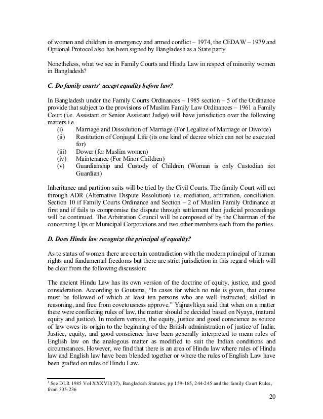 of women and children in emergency and armed conflict – 1974, the CEDAW – 1979 and Optional Protocol also has been signed ...