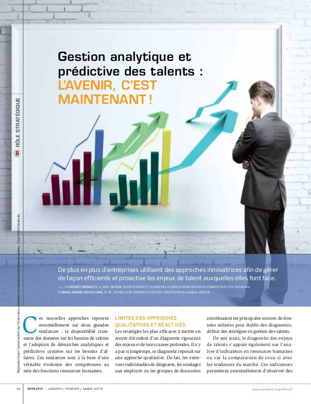 rôlestratégique Limites des approches qualitatives et réactives Les stratégies les plus efficaces à mettre en œuvre découl...