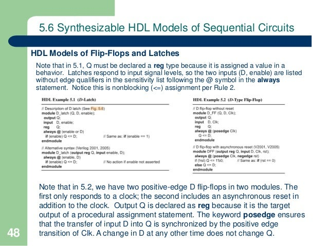 synchronous and asynchronous sequential circuits pdf