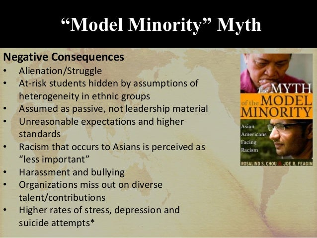 Image result for model minority