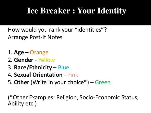 5tf Diversity Conference Presentation - Understanding the Model Minority Slide 3