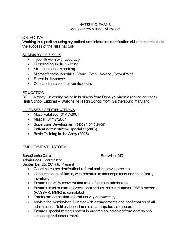 Resume nih wishful thinking essay