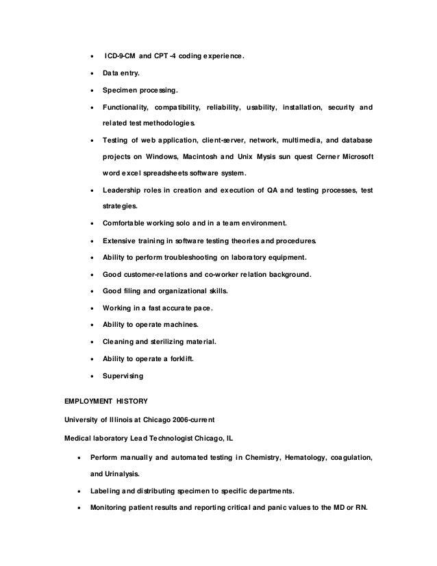 2015 updated resume