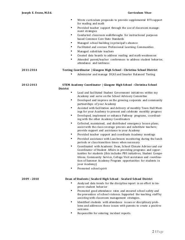 j.evans-resume